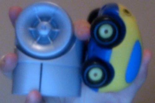 Rubik's Car
